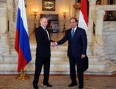 من 1943 إلى 2017..تعاون تاريخى بين موسكو والقاهرة منذ 74 عام.. بدأت بتوقيع أول اتفاقية بين مصر والاتحاد السوفيتى لمقايضة القطن بحبوب وأخشاب روسية.. وتطورت إلى بناء المفاعلات النووية والمدن الصناعية على أرض مصر
