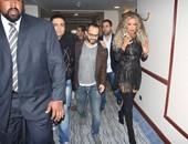 بالصور.. مايا دياب تُحيى حفلاً غنائيًا فى دريم بارك