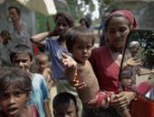 تظاهرات للبوذيين فى ميانمار ضد منح المواطنة لمسلمى الروهينجا
