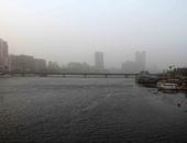 صورة متحركة توضح العاصفة الترابية الموجودة بمصر