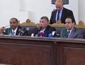 """الدفاع بـ""""أحداث الشورى"""" يقدم بلاغا للقاضى ضد اعتداءات الحرس على المتهمين"""