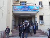 إضراب الممرضات الغسيل الكلوى بمستشفى ههيا بالشرقية بعد إصابة مريض بالإيدز