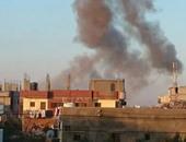 إرهابيون يفجرون منزل أحد الأهالى بجنوب الشيخ زويد