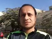 """بتروجت يحتفل بـ"""" عمرو حسن"""" بعد المشاركة فى 260 مباراة"""