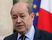 وزير خارجية فرنسا يغادر القاهرة بعد لقاء الرئيس عبد الفتاح السيسى