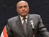"""اليوم..مؤتمر صحفى لوزيرى خارجية مصر وألمانيا بـ""""الاتحادية"""" عقب لقاء السيسى"""
