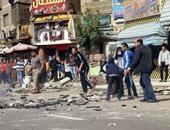 إصابة مواطن برصاص الإخوان فى فيصل.. والأمن يفض الاشتباكات بالغاز