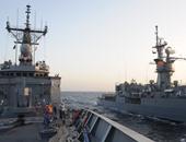 """اليوم.. بدء المناورة البحرية """"ذات الصوارى"""" بمشاركة الفرقاطة """"تحيا مصر"""""""