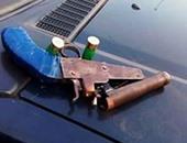 ضبط صاحب مكتب مقاولات لحيازته سلاح وذخيرة بأبو النمرس