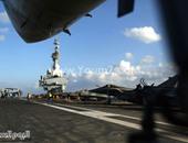 حاملة الطائرات الفرنسية شارل ديجول تبدأ عملياتها بالعراق