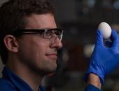 علماء يعيدون البيض المسلوق إلى أصله بمعادلات كيميائية