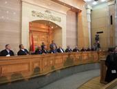 المحكمة الدستورية تنظر اليوم دعوى دربالة وفضلى للعودة إلى القضاء