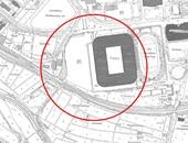"""العثور على """"قنبلة"""" بالقرب من ملعب دورتموند الألمانى"""