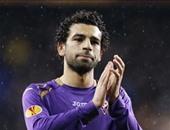 """محمد صلاح بعد مساهمته فى فوز """"فيورنتينا"""" على """"إنتر ميلان"""": الحمد لله"""