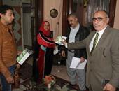 كهرباء شمال القاهرة:بدء توزيع لمبات الليد بقدرة 9 وات بفروع الشركة