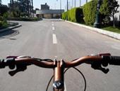 """فريق """"بايك زون"""" ينظم حملة لتعليم ركوب الدراجات للراغبين"""