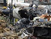 مصرع شخصين وإصابة 2 آخرين إثر تحطم طائرة فى سان دييجو