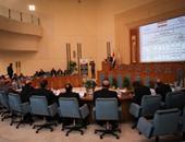 اجتماع بالصندوق الدولى للتنمية الزراعية بروما لبحث محاربة الفقر بالعالم