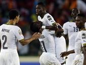 بالفيديو.. غانا تتأهل لنهائى أفريقيا بثلاثية فى غينيا الاستوائية