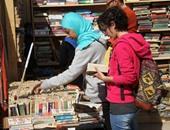 أطفال معرض الكتاب: فرصة لشراء الألوان وميكى وهارى بوتر وفسحة من المدرسة