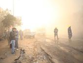 السيطرة على حريق داخل شقة سكنية فى الهرم دون إصابات