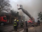 السيطرة على حريق داخل شقة سكنية فى مدينة الرحاب دون إصابات