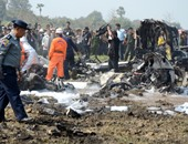 تحطم طائرة شحن تركية فى قرغيزستان