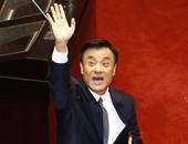 بالصور.. تايوان تشكل حكومة جديدة مع بدء دورة جديدة للمجلس التشريعى