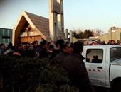 صحافة المواطن.. اعتصام عمال المصرية للصلب بالعبور للمطالبة بتعديل المرتبات