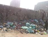"""صحافة المواطن.. تراكم القمامة فى شارع بورسعيد بـ""""غمرة"""""""