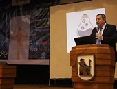 """عصام شرف يفتتح مؤتمر """"بايو فانز"""" لفريق """"سيتا"""" للبحث العلمى"""