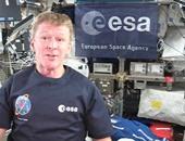 رائد الفضاء تيم بيك يعود اليوم إلى الأرض بعد 6 أشهر قضاها بالمحطة الدولية