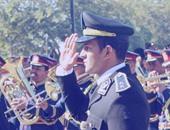 """الضابط أحمد إسماعيل يستعد لتصوير كليب لأغنية """"فاكر إنك حر"""""""