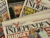 """صحيفة """"ذى اندبندنت"""" البريطانية تصدر عددها الورقى الأخير"""
