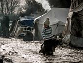 يونيسيف:عملياتنا مستمرة على الحدود اليونانية المقدونية لإيواء 3600 طفل لاجئ