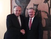 سامح شكرى يلتقى وزير خارجية لوكسمبورج على هامش مؤتمر ميونيخ للأمن
