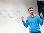 """ساندر بيتشاى رئيس جوجل ينضم لمجلس إدارة """"ألفابت"""""""