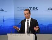 ميدفيديف: نتوقع زيادة الدول المنضمة لبنك المعلومات الدولى لمكافحة الإرهاب