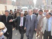 بالفيديو.. محافظ بنى سويف يزور الوحدة المحلية بمدينة ناصر ويتفقد المستشفى المركزى
