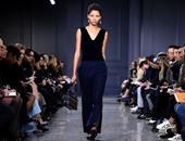 """مصمم أزياء """"ميشيل أوباما"""" يقدم أحدث مجموعاته بأسبوع الموضة بنيويورك"""