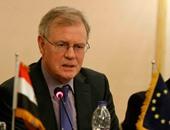 سفير الاتحاد الأوروبى بالقاهرة يقيم حفل توديع بمناسبة انتهاء فترة عمله