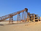 """بالصور.. """"اليوم السابع"""" يرصد معادن الصحراء الشرقية الضائعة.. مصر تمتلك 120 موقعا لاستخراج الذهب.. وتصدر معدن """"المنيت"""" المستخدم فى تصنيع هياكل الطائرات بـ45 دولارا للطن"""