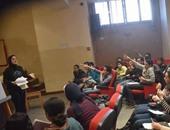 بالصور.. ورشة لتعليم مبادئ البحث العلمى بقصر ثقافة الشاطبى بالإسكندرية