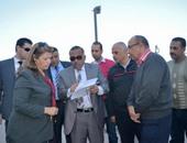 اجتماع موسع بمحافظة الإسكندرية لمواجهة موجة الطقس السيئ
