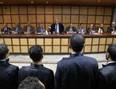 500 محام جديد يؤدون اليمين القانونية أمام سامح عاشور اليوم