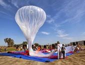 جوجل تختبر بالونات هيليوم لتوصيل الإنترنت السريع فى سيريلانكا