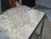 القبض على صاحب مصنع حلويات بدون تراخيص فى بنها بالقليوبية