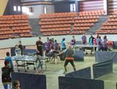 اليوم ختام بطولة مصر الدولية لتنس الطاولة