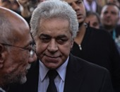 حمدين صباحى يعلن اعتصامه بمقر حزب الكرامة مع شخصيات مدنية