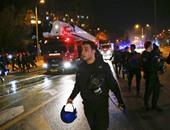 """بيان لمكتب الإخوان بالخارج يدين تفجير """"أنقرة"""" ويعلن دعمه لـ""""أردوغان"""""""